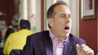 Jerry Seinfeld Talks About Being A Scientologist And Goes On Expletive-Laden Rant About His Worst Enemy