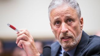 Jon Stewart Ripped Into Rand Paul For Blocking A Bill To Compensate 9/11 First Responders For Their Sacrifice
