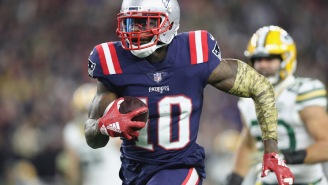 Ian Rapoport Sure Makes It Seem Like Josh Gordon's Time With The Patriots Is All But Over