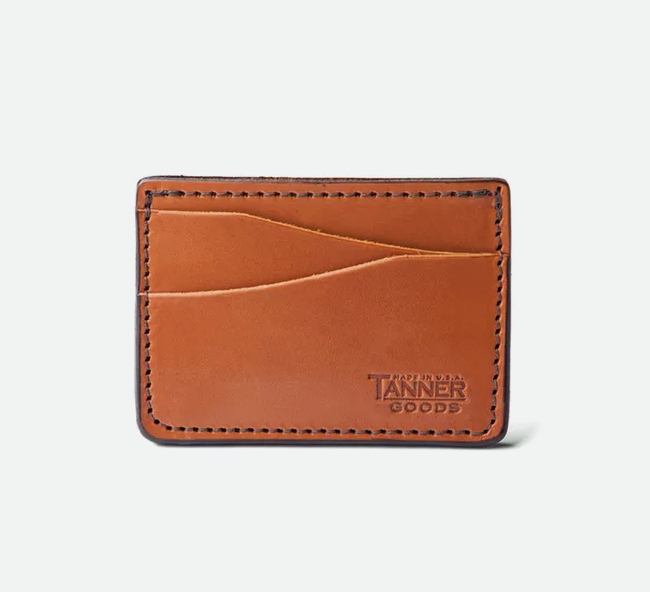 Journeyman Wallet from Tanner Goods