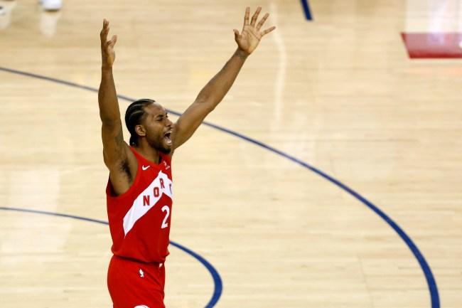 Sources claim Kawhi Leonard's camp had unreasonable requests during free agent meetings with Toronto Raptors