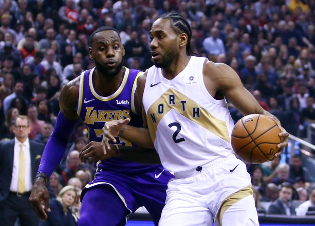 Kawhi Leonard had some specific requests to Magic Johnson during his free agency meeting with the Los Angeles Lakers