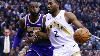 Kawhi Leonard Reportedly Had Some Very Specific Requests During His Free Agency Meeting With Magic Johnson