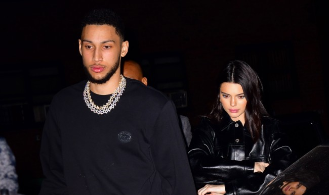 Kendall Jenner Responds To Joke Shes Dated An Entire NBA Playoff Team