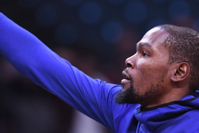 Kevin Durant reportedly never even met with the Brooklyn Nets prior to committing to them