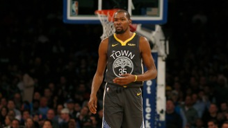 ESPN's Jay Williams Gives Reasons Why He Thinks His Buddy Kevin Durant Spurned The Knicks In Free Agency