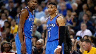 Kevin Durant Reportedly Told Russell Westbrook He Was Returning To Thunder In 2016 Day Before Leaving, Per Stephen A. Smith