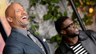 Kevin Hart Got Savagely Trolled Again By His Buddy The Rock (And Some Kids) On Social Media
