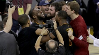 Kevin Love Details The Inspiring Words LeBron James Told His Cavs Teammates During Epic 2016 NBA Finals Comeback