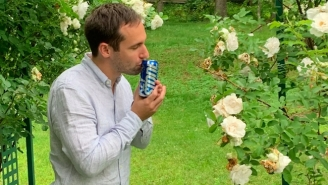 No One Loves Keystone Light More Than This Guy Who Decided To Get Married To The Can Of His Dreams