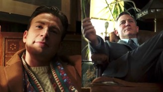 A Mindf*ck Movie With Chris Evans, Daniel Craig, And Michael Shannon? Yes, Please