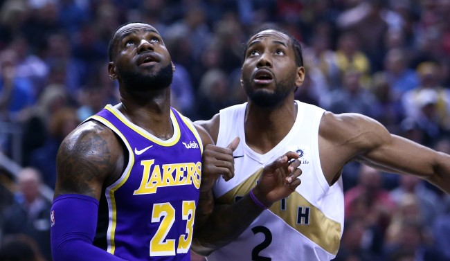 LeBron James Recruiting Pitch To Bring Kawhi Leonard To The Lakers