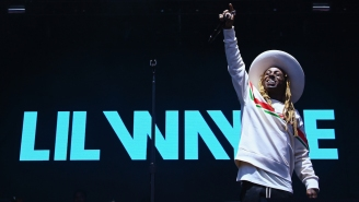 Lil Wayne Walks Off Stage And Threatens To Quit Blink-182 Tour Because, Shockingly, It Isn't His 'Swag'