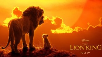 'The Lion King' Is Apparently Melting People's Faces And Feelings