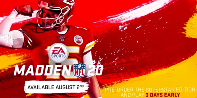 Madden NFL 20 announces the only four players with a 99 overall rating