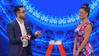 Master Magician Blows Penn And Teller's Minds By Fooling Them Twice With The Exact Same Trick