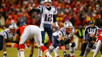 Unrepentant Man Who Shined Laser Pointer In Tom Brady's Face During Playoff Game Avoids Jail Time