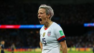 Megan Rapinoe Says She'll Be Playing In The World Cup Final After Missing The Last Game With An Injury