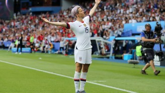 Megan Rapinoe's World Cup Goal Pose Has Become An A+ Meme To Celebrate All Sorts Of Everyday Accomplishments
