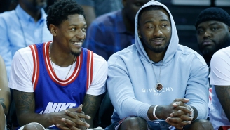 Miami Heat Rumored To Be Interested In Forming A New Big Three Involving Both Bradley Beal And John Wall