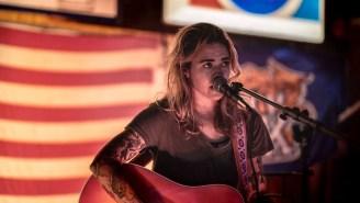 Country Rocker Morgan Wade Blazes Her Own Path