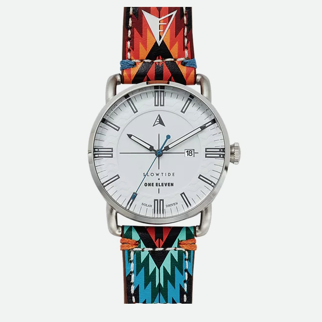 One Eleven x Slowtide Solar Powered Watch