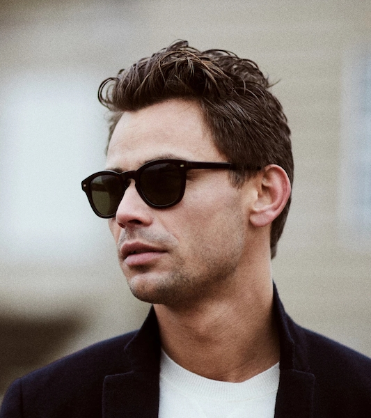 Passable Espresso Sunglasses from Christopher Cloos