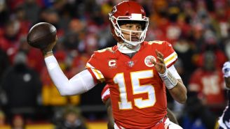 Patrick Mahomes Might Be The Most Terrifying 'Madden' Player Since '04 Michael Vick Based On New Gameplay Footage