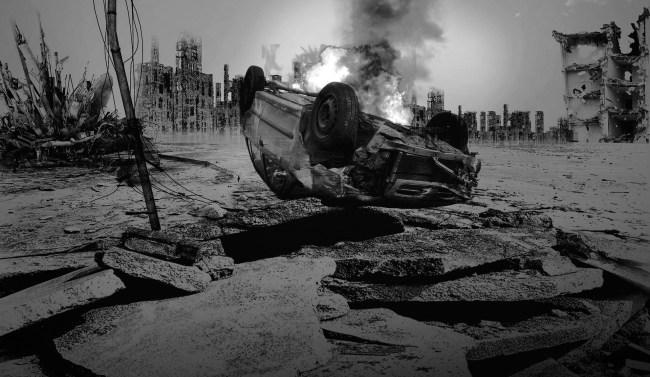 People Believe Underground Nukes Were Caused California Earthquakes