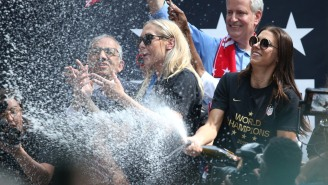 The US Women's National Team's World Cup Victory Parade Was LIT — Best Photos And Videos Of The Celebration