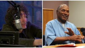 Howard Stern Calls For O.J. Simpson To Be Banned From Twitter, O.J. Stabs Back With Bizarre Response