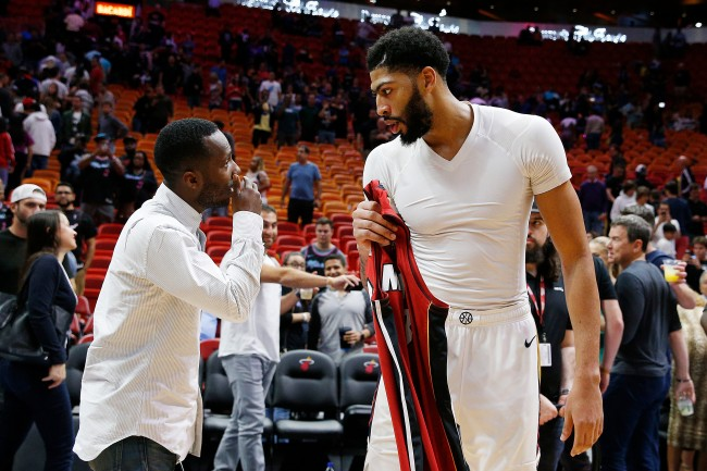 Agent Rich Paul explains what he told Anthony Davis to have him waive trade kicker with Lakers