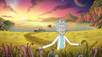 Schwifty! The First Look At 'Rick and Morty' Season 4 Is Here!