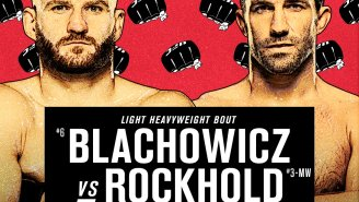 It's Time To Start Getting Excited About Luke Rockhold's Light Heavyweight Debut At UFC 239