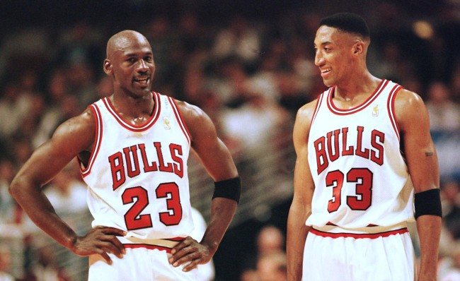 Scottie Pippen Explained Why He Wasn't In Original Space Jam Movie