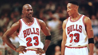 Scottie Pippen Explained Why He Wasn't In 'Space Jam' With Michael Jordan, What He Thinks Of LeBron Making 'Space Jam 2'