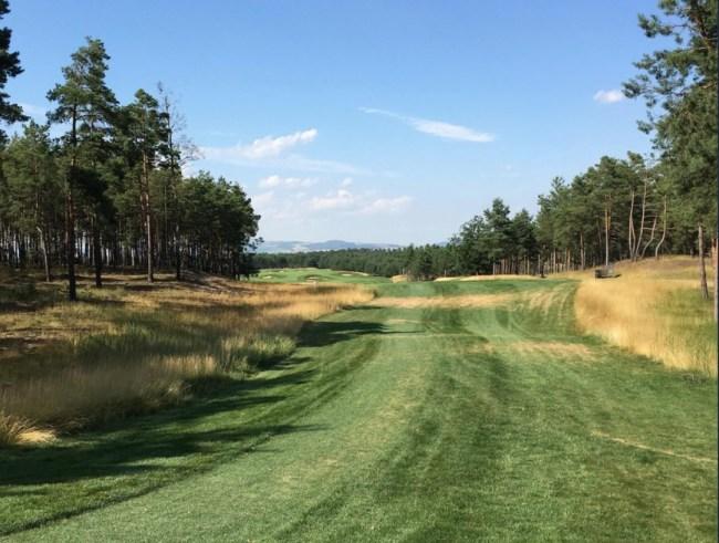 longest hole in golf