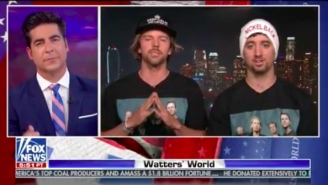Chad Goes Deep Appears On Fox News To Bravely Fight Against The Cultural Stigma Of Nickelback