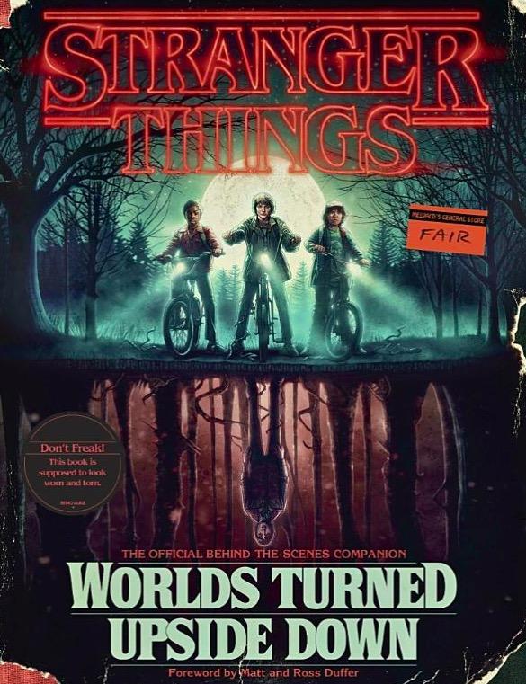 stranger things book