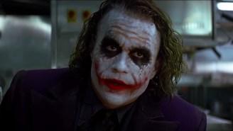 This CFL Player Wearing Full 'Dark Knight' Joker Face Paint Is The Hero Gotham Deserves
