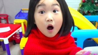A Six-Year-Old YouTube Star Just Threw Down $8 Million To Buy An Entire Apartment Complex, Excuse Me While I Weep Into My College Diploma