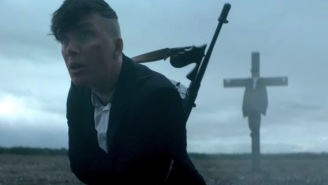 Here's Our First (And Extremely Intense) Look At 'Peaky Blinders' Season 5!
