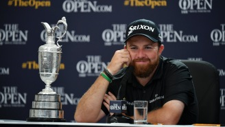 A Lucky Sports Gambler Turned A $150 Bet On Shane Lowry To Win The Open Championship Into A HUGE Payout