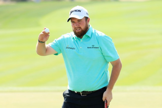 shane lowry grass eating diet