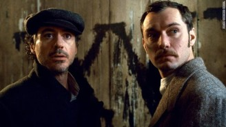 The Third 'Sherlock Holmes' Movie Is Actually Happening And Will Be Released In 2021!