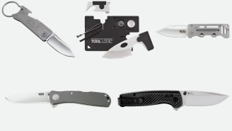 5 Pocket Knives From SOG Knives That Are Perfect For Everyday Carry