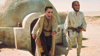 Kanye West Is Building Low-Income Housing That Looks Like Luke Skywalker's Home On Tatooine