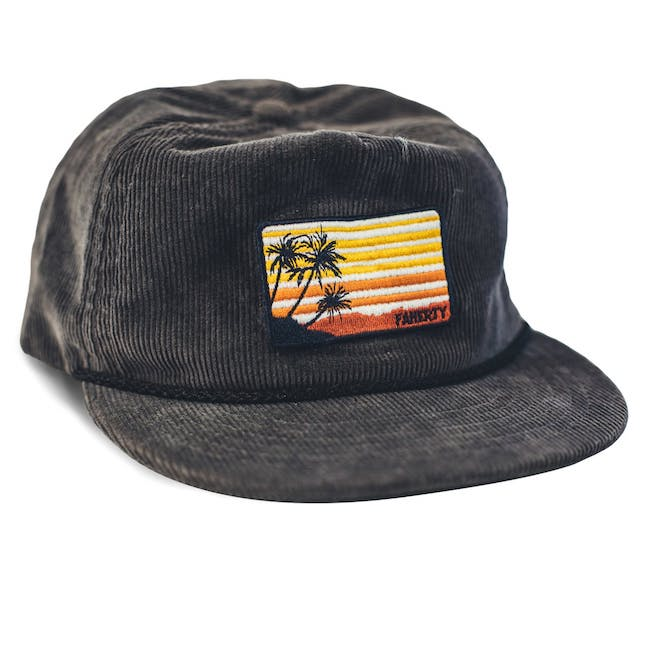 Sunset Patch Cord Hat from Faherty Brand
