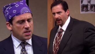 A Glorious Look Back At The 'Many Faces Of Michael Scott' From Prison Mike To Michael Clump
