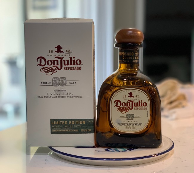 Don Julio Reposado Double Cask Lagavulin Casks